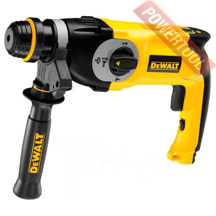 Перфоратор SDS-Plus DeWALT D 25123 K фото 3